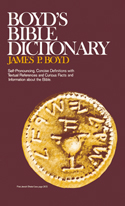 Boyd's Bible Dictionary