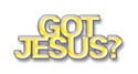 Got Jesus? Lapel Pin