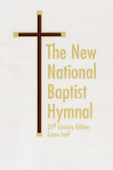 The New National Baptist Hymnal 21st Century Edition: White Loose Leaf