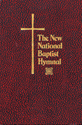 The New National Baptist Hymnal Original Verison: Red